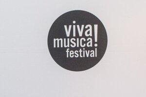 Logo festivalu Viva Musica!