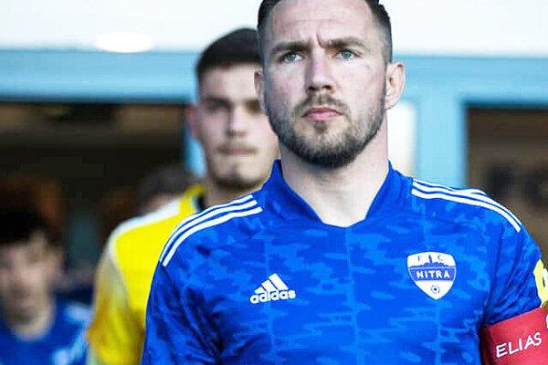 Erik Jendrišek bol na jar kapitánom FC Nitra.
