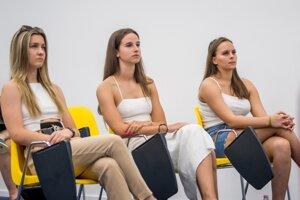 Natália Némethová (v strede) je jednou z nových posíl DAC-u.