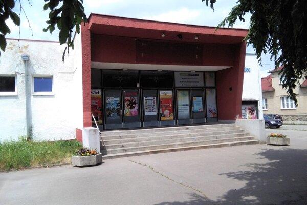 Kino Moskva v súčasnej podobe.