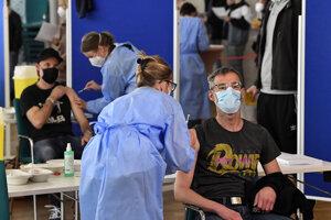 Očkovanie proti koronavírusu v Nemecku.