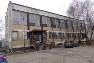 Bývalá budova Domu služieb.