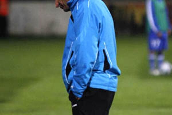 Cyril Stachura skončil na lavičke FC Nitra.