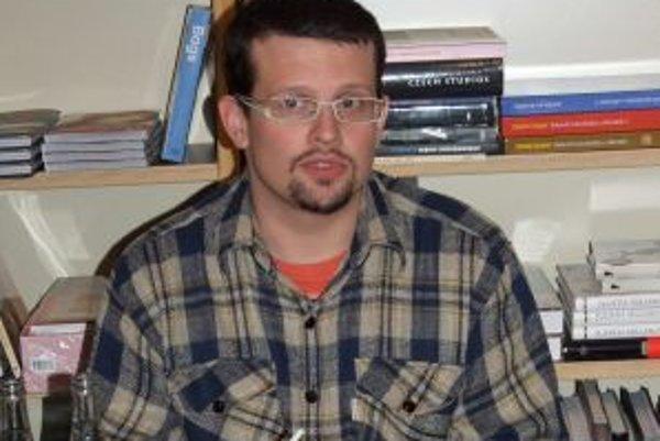 Jakub Nvota v SDKS v Nitre režíruje svoju druhú hru.