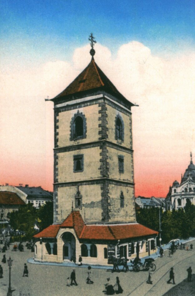 Urbanova veža.