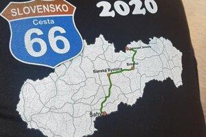 Slovenská Route 66.