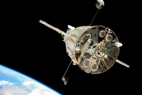 Hubble opäť funguje.