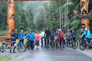 V Žabokrekoch sa súťaží o najlepšiu fotku na bicykli.