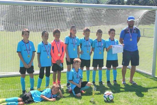 Víťazom turnaja sa stal tím Fomatu.