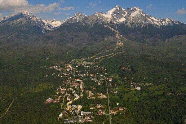 Tatranská Lomnica.