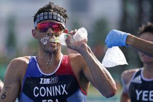 Ako prežiť olympiádu? Veľa vody a ľadu.