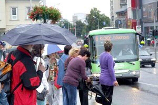 Mestská karta sa bude dať použiť aj v autobuse.