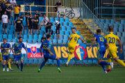 Zo zápasu FC Košice - FK Humenné.