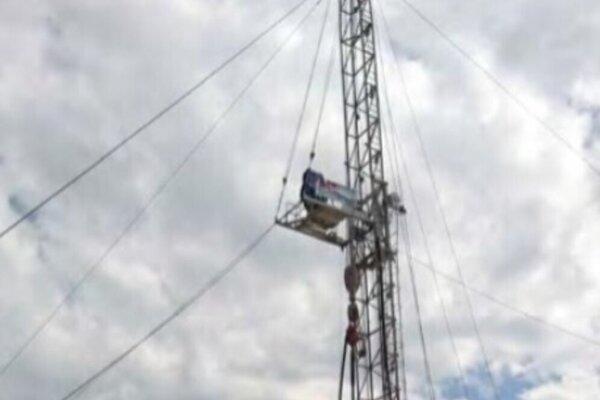 Takto by mala vyzerať vrtná veža. V Kežmarku má pracovať vyše 40 metrov vysoká.