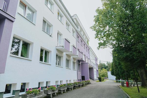 Centrum sociálnych služieb v Tovarnom.