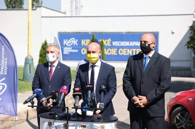 Minister školstva navštívil Košice, aby prezentoval situáciu nadchádzajúceho školského roku.