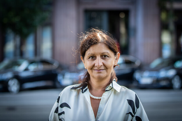 Bývalá štátna tajomníčka Ministerstva kultúry SR Zuzana Kumanová.