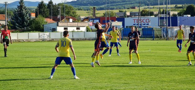 FTC Fiľakovo - FC Košice