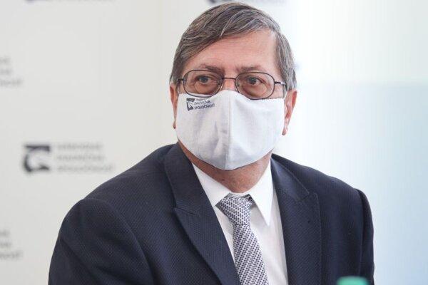 Juraj Tlapa, generálny riaditeľ Národnej diaľničnej spoločnosti.