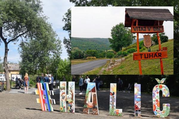 V národnej súťaži sú aj dve novohradské obce.