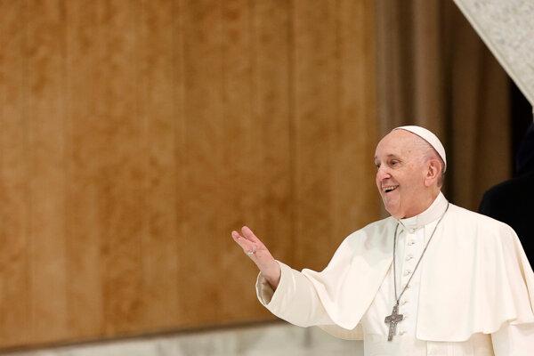 Pápež František už onedlho príde na Slovensko.