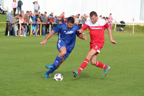 Derby Liesku a Trstenej vyvrcholilo v záverečných minútach.
