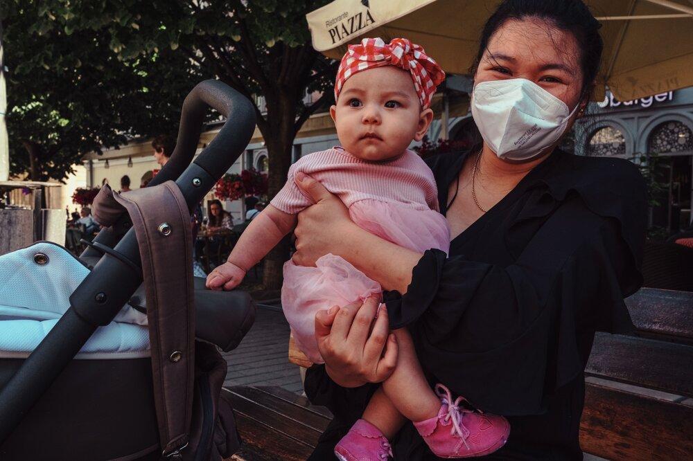 Chung prišla do Českej republiky z Vietnamu za prácou. Jej vybavenie a cesta ju stáli 18-tisíc eur.