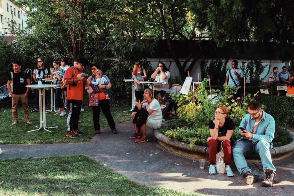 Na Festivale Mareena sa stretla väčšinová populácia s cudzincami v Bratislave. O kultúrnu integráciu sa starajú najmä neziskovky.