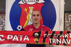Hrajúci tréner Paty Lukáš Herák si želá, aby Spartak prišiel v plnej sile.