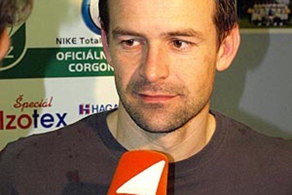 Člen klubu ligových kanonierov sa chystá strieľať góly za Vráble.