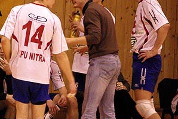 Tréner Paška mal k dispozícii oklieštený káder.