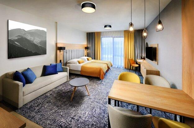 Hotel Akvamarín 4*, Bešeňová
