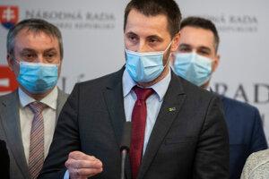 Poslanec za SaS Marián Viskupič.