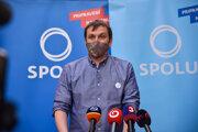 Doterajší predseda strany Spolu Juraj Hipš sa chce spájať s Progresívnym Slovenskom.