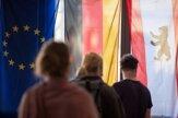 Nemci si volilu parlament aj kancelára