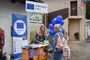 ilustračné foto - Europe Direct Lučenec sa snaží ľuďom priblížiť význam a fungovanie EÚ.