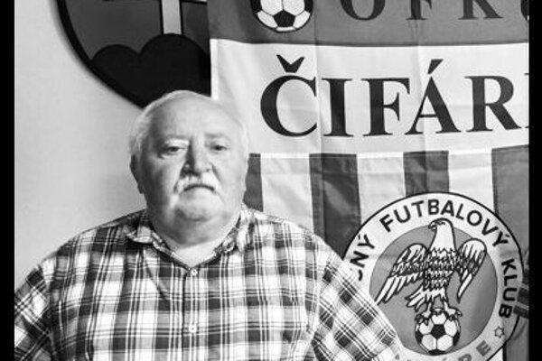 Tibor Meszáros odišiel ako 69-ročný.