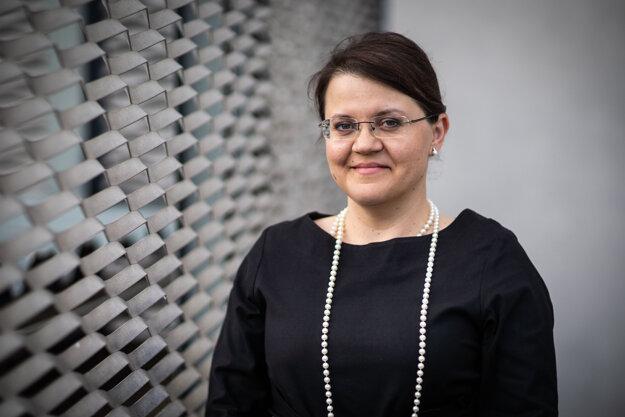 Bývalá štátna tajomníčka na ministerstve zdravotníctva Jana Ježíková.