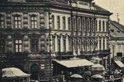 Hotel Schalkház, alebo ako ho zvykli poslovenčovať - Šalkov dom.
