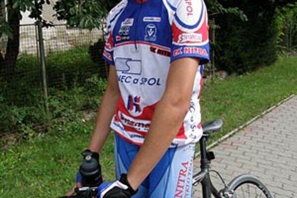 Mladý talent zbiera úspechy v triatlone aj v cyklistike.