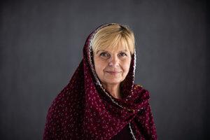 Reportérka Petra Procházková