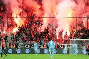 Tradičné derby Trnava - Slovan.