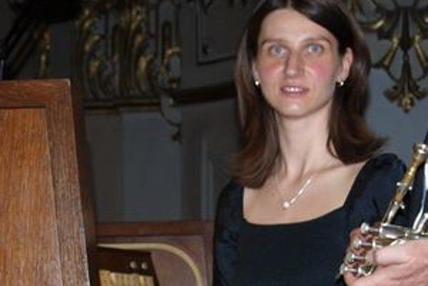 V organovom koncerte sa dnes o 18. h v Evanjelickom kostole Svätého Ducha predstaví Mária Plšeková.