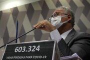 Senátor Renan Calheiros.