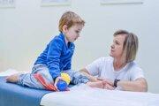 Magdaléna Varcholová sa špecializuje hlavne na terapiu detí s poruchou motorickej ontogenézy do jedného roka.