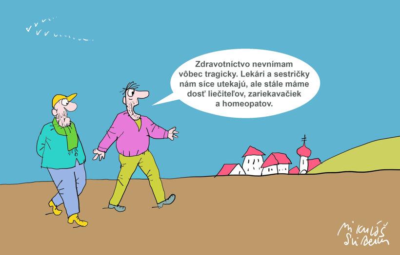 Zbytočná reforma (Sliacky) 21. októbra