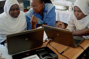 Podpora vzdelávania v Keni, aj s účasťou Slovenska.
