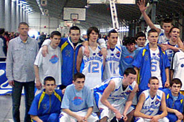 Juniori BA Junior Nitra získali prvý väčší úspech vo svojej histórii.