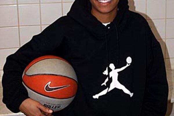 Sheila Lambert, nová americká posila basketbalistiek BK Inpek UKF Nitra.