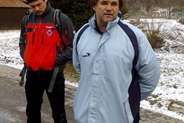 Ivan Galád viedol už piate zimné sústredenie v nitrianskom klube.